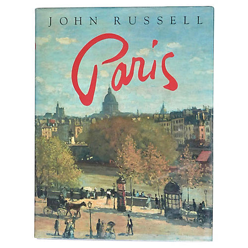 John Russell's Paris