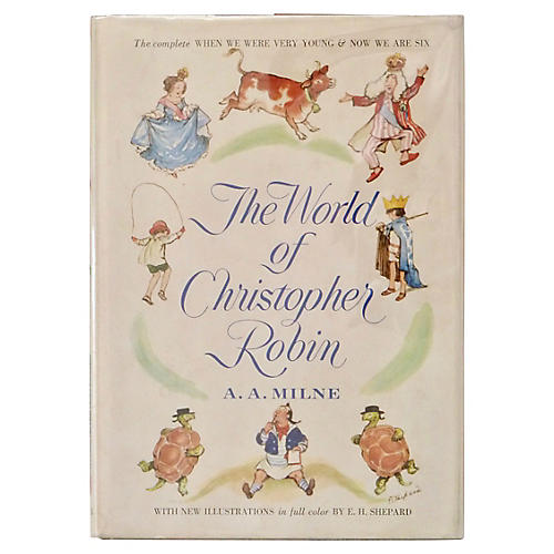 The World of Christopher Robin, 1958