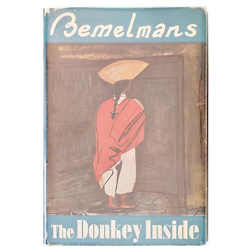 Ludwig Bemelmans' The Donkey Inside, 1st