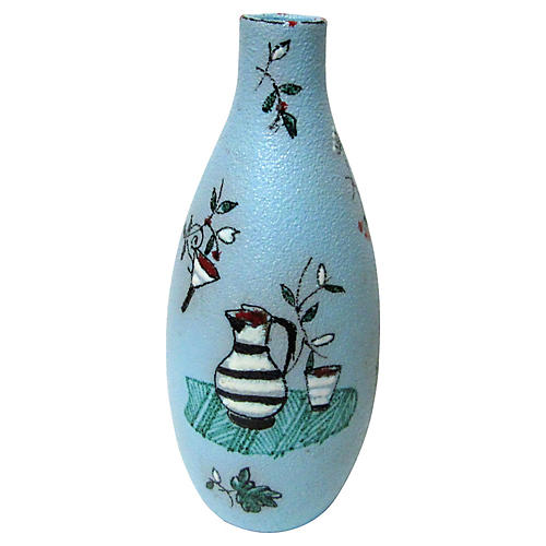 Midcentury Fratelli Italy Vase