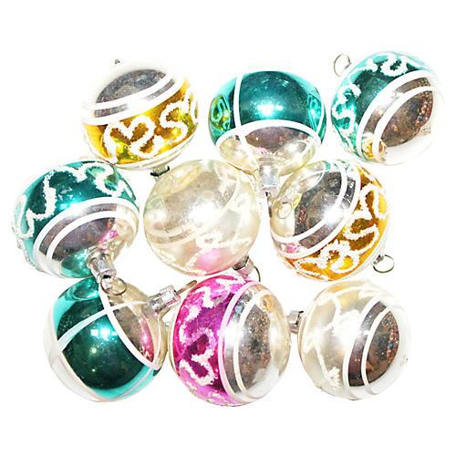 Petite Ornaments, S/9