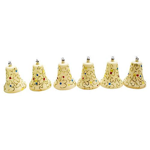 Italian Ornaments, S/6