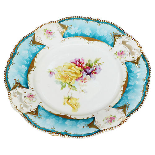 European Rose Plate