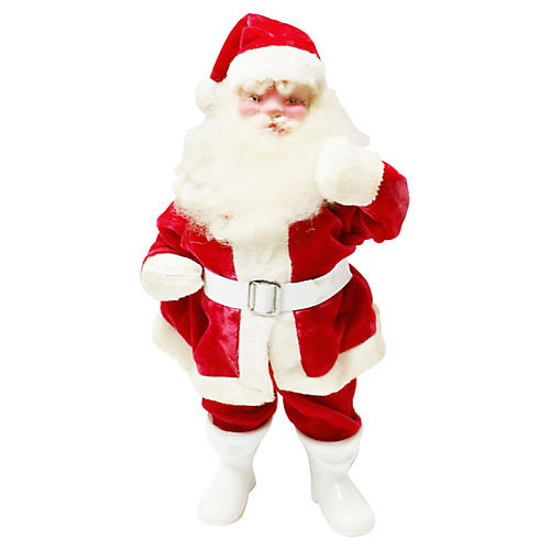 1950's Harold Gayle Santa