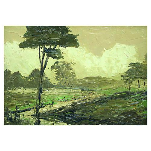 Winding Path by Francis Woodahl
