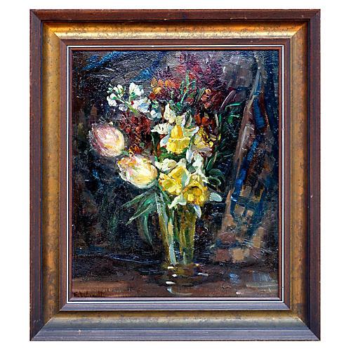 Floral Bouquet by Elisabeth Wundt