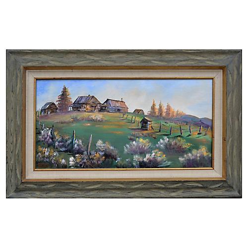 Country Hillside