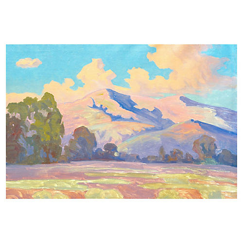 Mount Tamalpais, Summers End