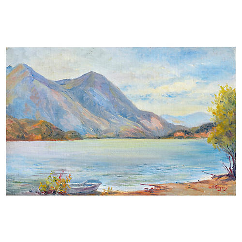 Mount Konocti by Margaret Rogers