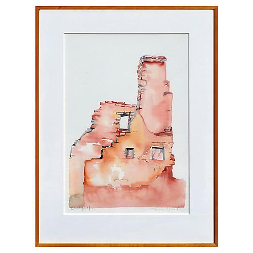 Antelope House by Kay Carlson
