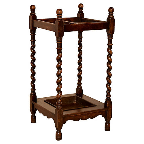 19th Century English Umbrella Stand