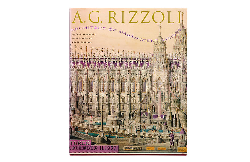 A. G. Rizzoli - Architect of Visions