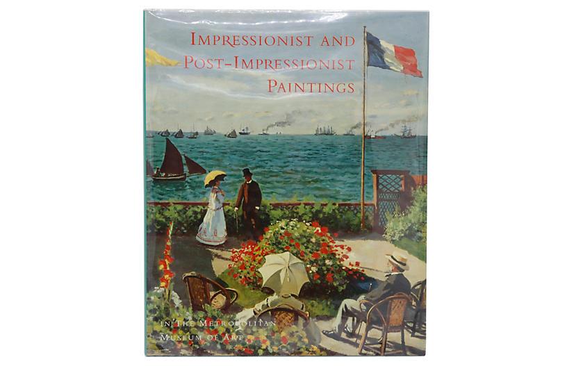 Impressionist Paintings Book