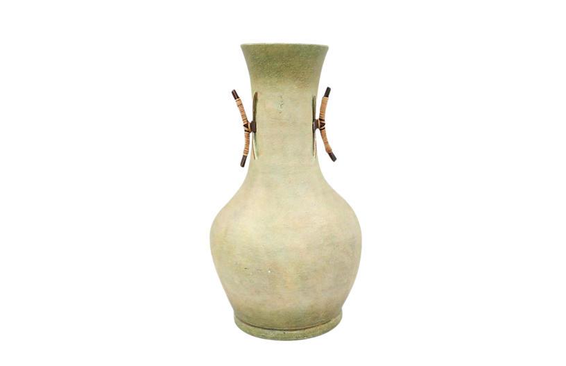 Asian Earthernware Vase