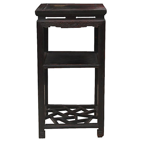 Ming-Style Side Table