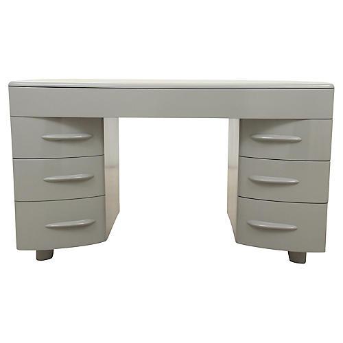Heywood Wakefield Midcentury Style Desk