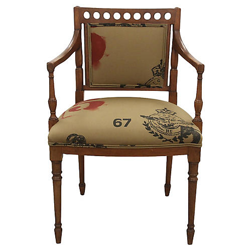Sheraton-Style Chair