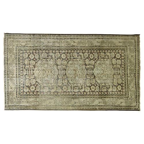 Vintage Turkish Rug, 5'2'' x 8'5''