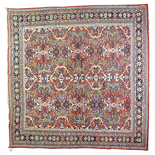 Persian Mahal, 11'1'' x 14'2''