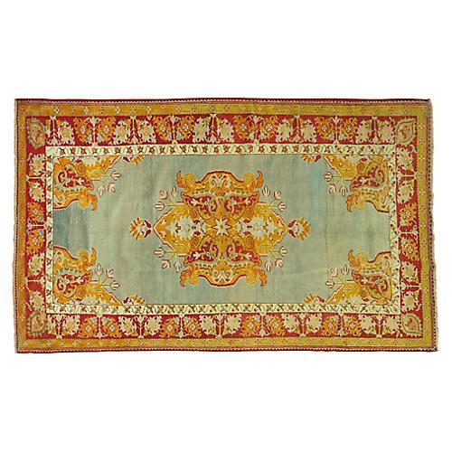 Antique Sivas Rug, 4'4'' x 7'3''