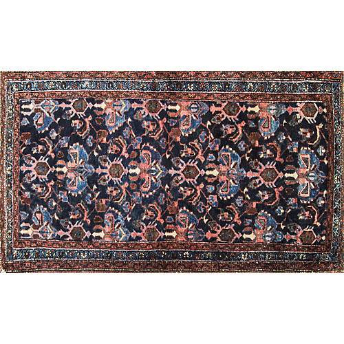 "3'5"" x 6'5"" Classic Persian Malayer Rug"
