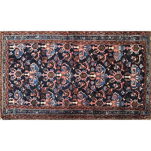 """3'5"""" x 6'5"""" Classic Persian Malayer Rug"""