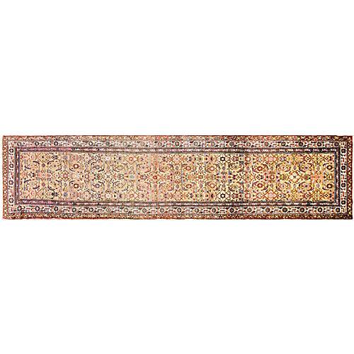 "3'4"" x 14'11""Persian Malayer Camel Color"