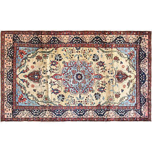 """Tabriz Carpet, 6'6"""" x 10'7"""""""