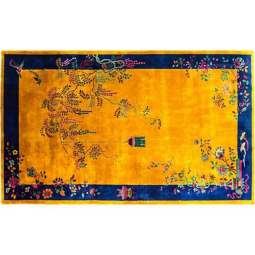 Manchester Art Deco Carpet, 8' x 13'