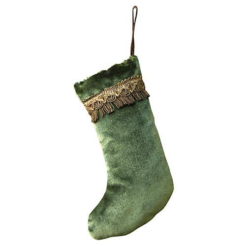 Christmas Stocking Lavender Sachet