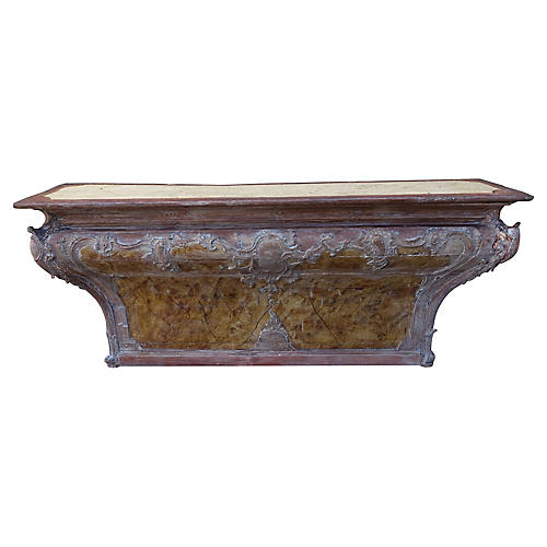 19th C. Italian Alter Table
