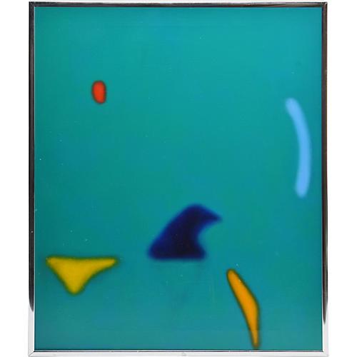 Midcentury Pop Art Abstract