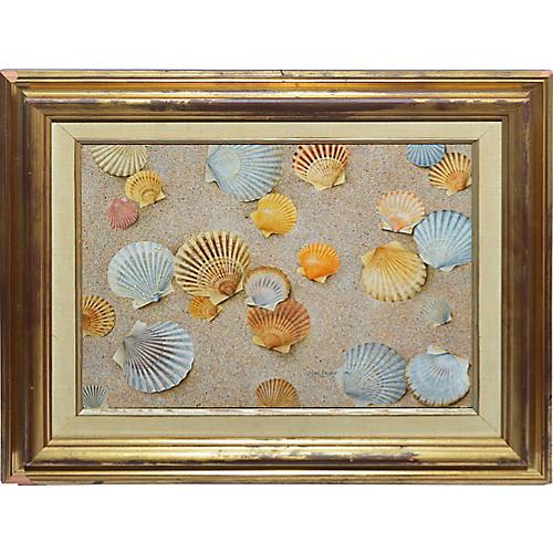 Realist Shell Still Life