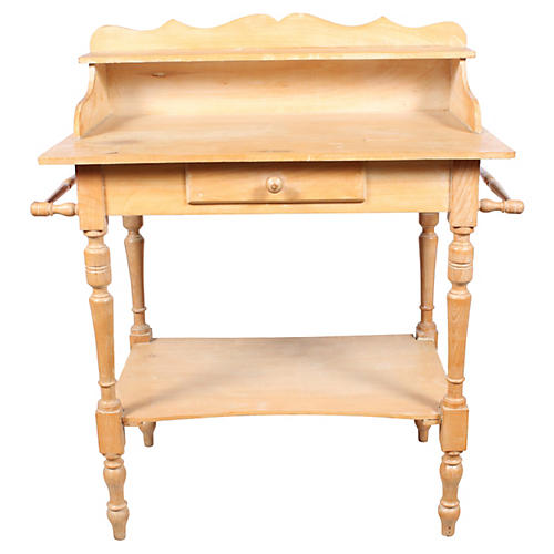 French Washing Stand