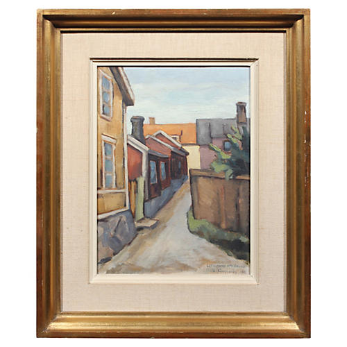Lotsgrand Oregrund by E. Wennsten