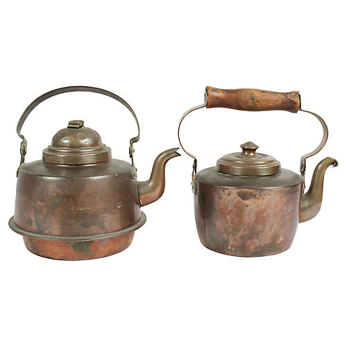 Copper Kettles, S/2