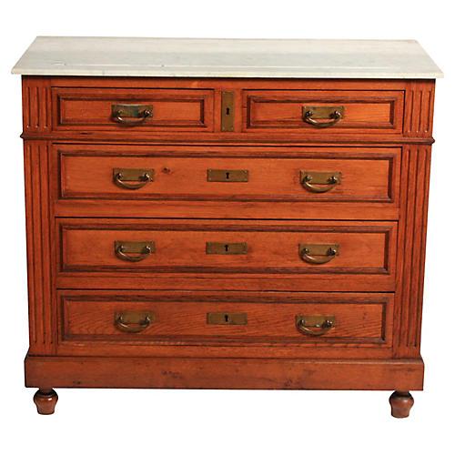 Antique Napoleon III-Style Dresser