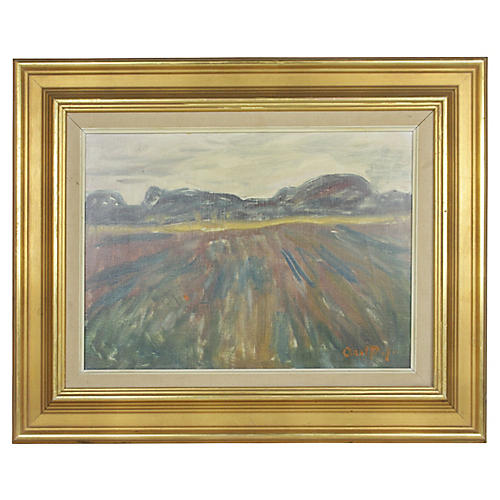 Mountains Impression by Axel P. Jensen