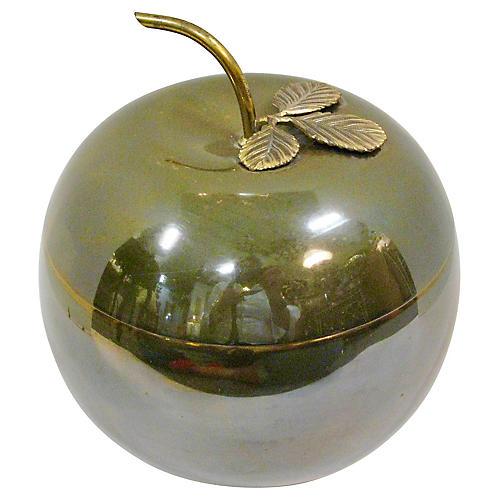1920s Apple Ice Bucket by Apollo Studio