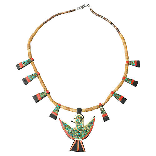 1930s Santo Domingo Necklace