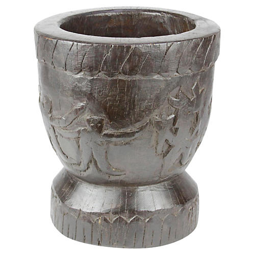 Orrisa Tribal Grinder Planter