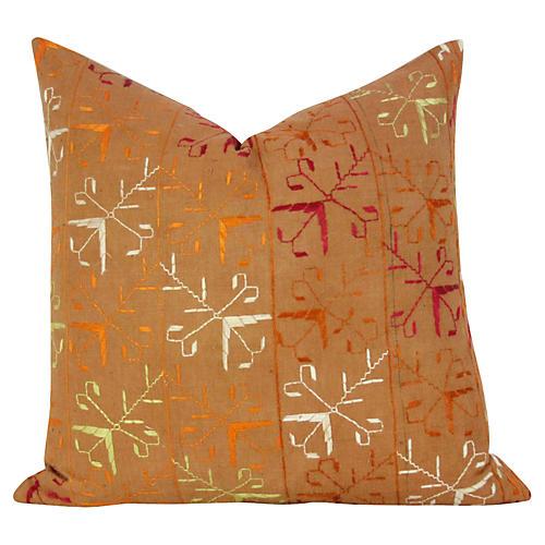 Shika Bagh Phulkari Pillow
