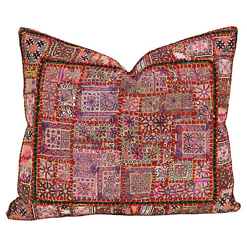 Large Rosada Jaisal Pillow