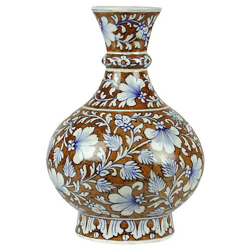 Floral Jaipur Vase