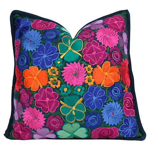 Bluebell Primavera Pillow