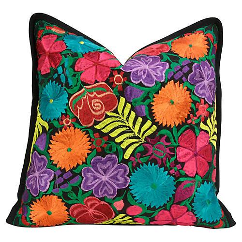 Poppy Primavera Pillow