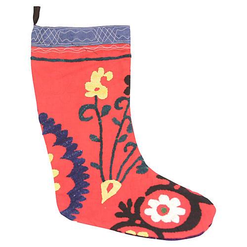 Aishmin Suzani Stocking