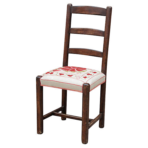 Suzani Ladderback Chair