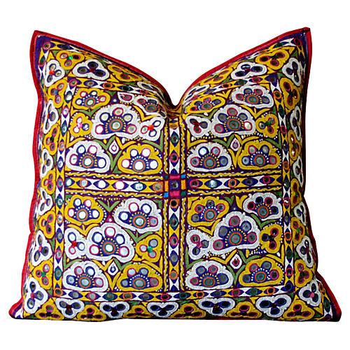 Parvesh Reshmi Sutra Pillow