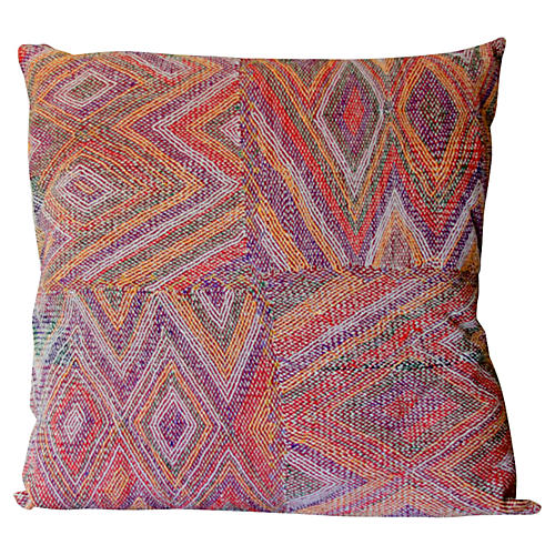 Saami Quilt Meditation Pillow